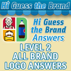 hi guess the brand answers level 2 answers level 2 answers